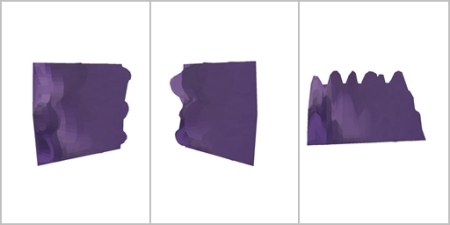 Lavender Hill Hunt Object Composite
